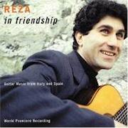 Discografia: Reza in friendship – Reza Ganjavi