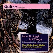 Discografia: Note di viaggio dall'Europa – Marcello Rivelli