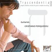 Discografia: Trascendentia Angelo Gilardino Studies Complete Recording – Cristiano Porqueddu