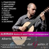 Alborada – Alberto Mesirca