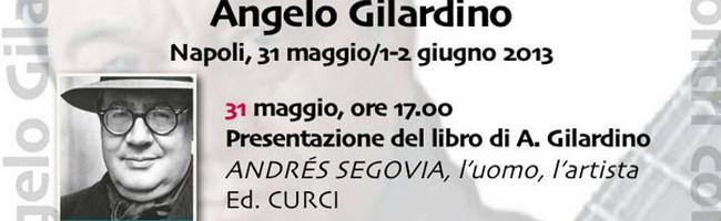 Incontri con Angelo Gilardino