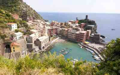 Hiking Unforgettably all the Majestic Cinque Terre (with 80 photos)