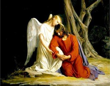 ¿Tuvo Nuestro Señor un ángel de la guardia?
