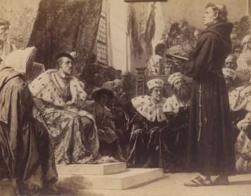 Martín Lutero está en el infierno