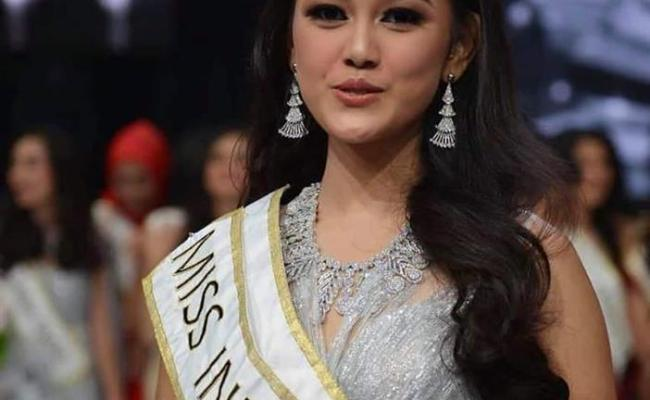 Princess Megonondo Crowned Miss Indonesia 2019 For Miss