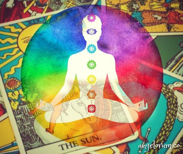 Tarot Healing with the Healing Key Tarot Spread