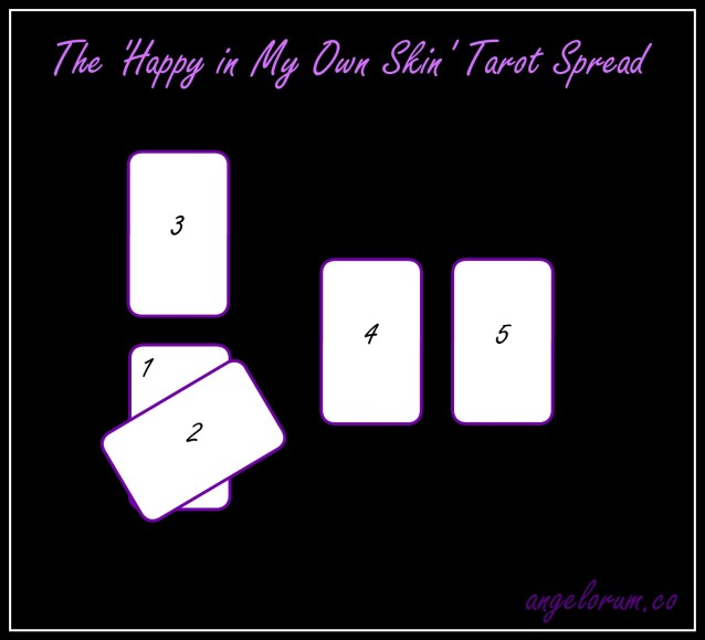 The Happy in My Own Skin Tarot Spread