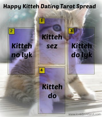 happy-kitteh-dating-tarot-spread
