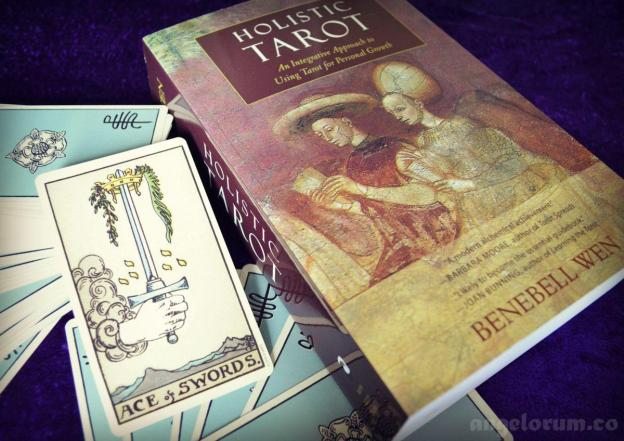 Benebell Wen author of Holistic Tarot