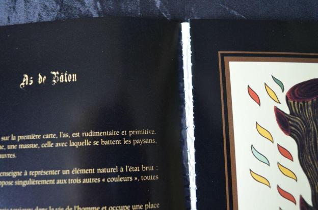 Tarot Noir Companion Book