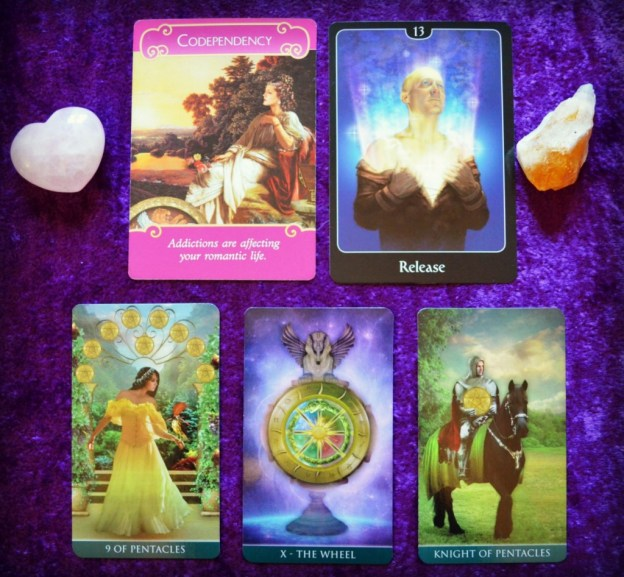 6 Nov Weekend Love Tarot Forecast for HSP's