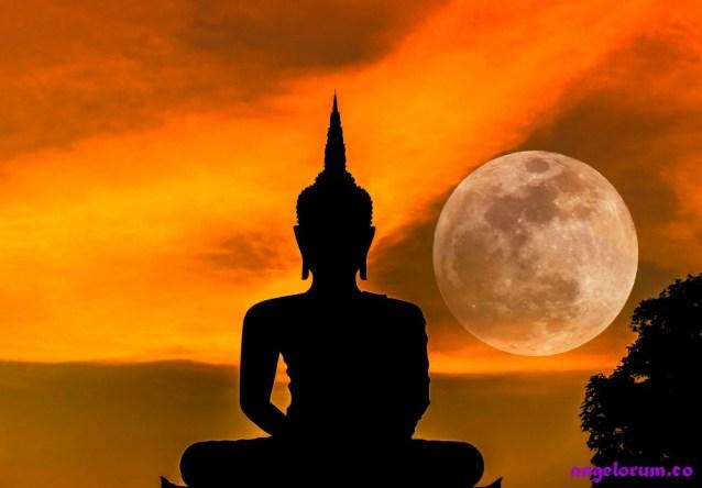 full moon in virgo buddha