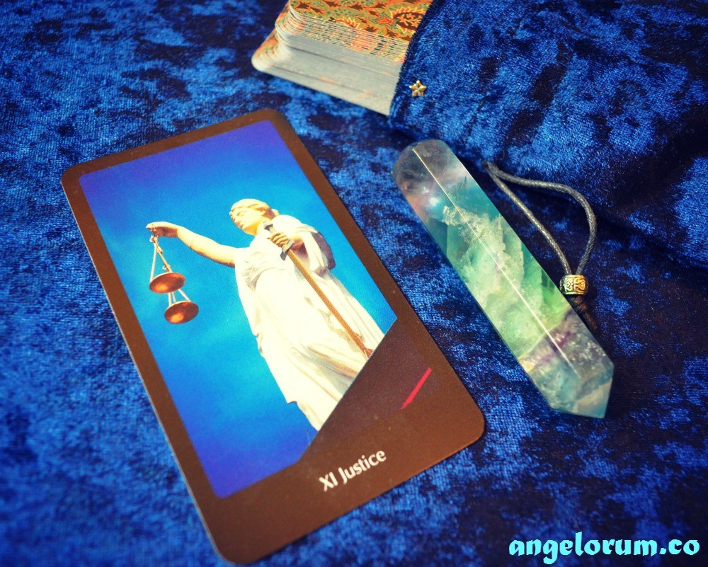16 March Christ Light Tarot