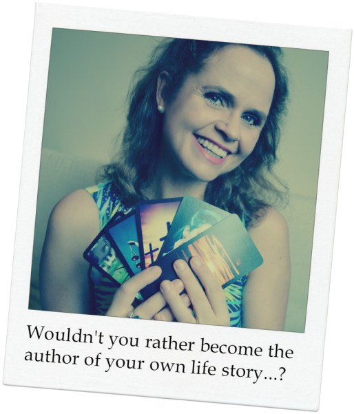 author of your own life story with the tarot