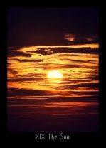 The Sun Frideborg Tarot Digital Version