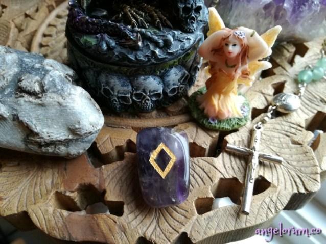 holistic rune meanings and correspondences for the elder futhark rune inguz