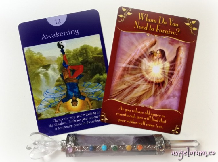 Fairy Tarot and Magical Messages from the Fairies