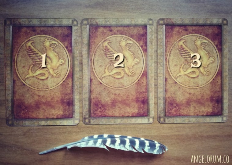 pick a card from the mythic oracle for week ahead guidance