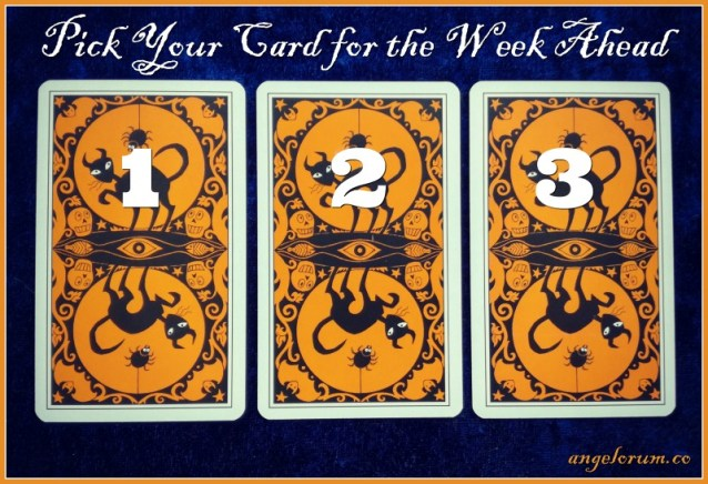 Halloween week ahead Tarot forecasts pick a card Friday the 13th of October