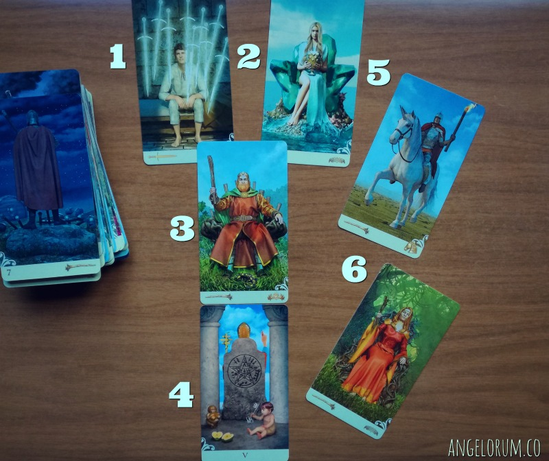 Vice Versa Tarot Deck Interview