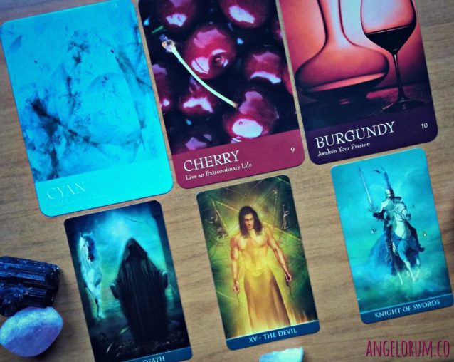 Week Ahead Messages Reveal Secret Language of Color Cards and Thelema Tarot