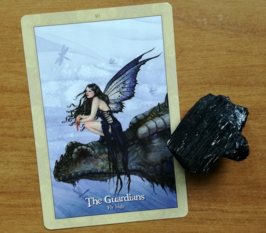 Message from the Oracle of the Dragonfae