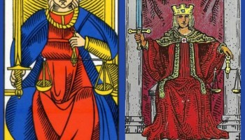 Justice - Tarot Card Meanings