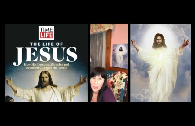 Doreen Virtue Vision from Time Life Magazine Cover Life of Jesus