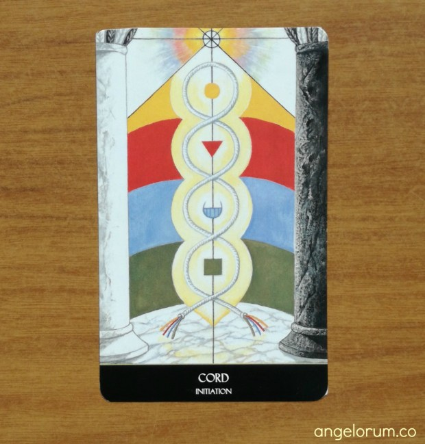 Cord Initiation The Wicca Pack