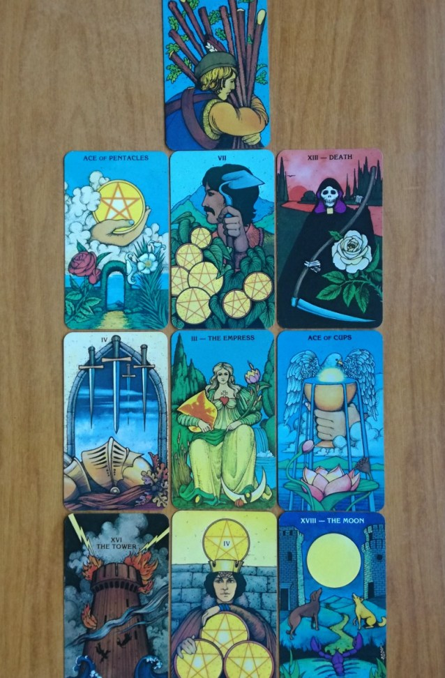 uranus in taurus sample reading with the morgan greer tarot