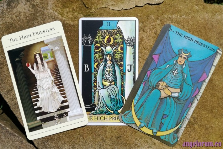 What the Tarot High Priestess Wants You to Know