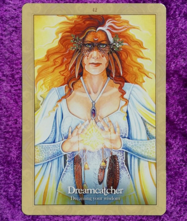 general spirit guidance week ahead messages - dreamcatcher oracle of the dragonfae