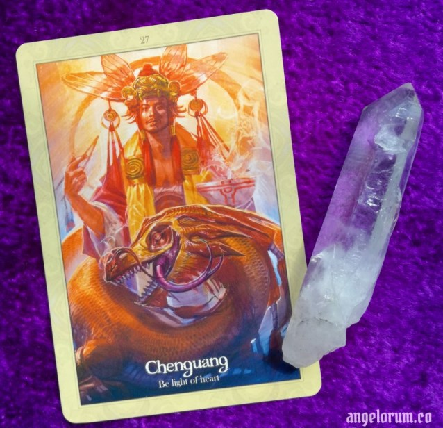 Week Ahead Messages 30 July - 5 August General Guidance Oracle of the Dragonfae
