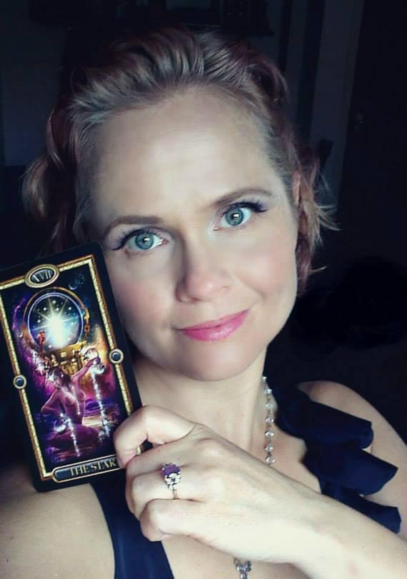 Lisa Frideborg Eddy - 7 Years a Tarot Reader