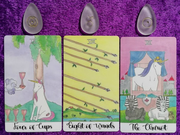 Week ahead Tarot messages 26 August - 2 September reveal