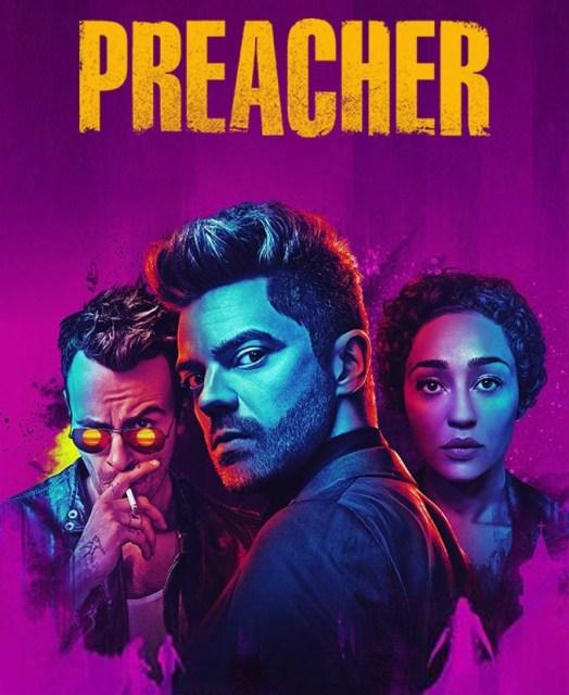 Preacher - Genesis Tarot Spread