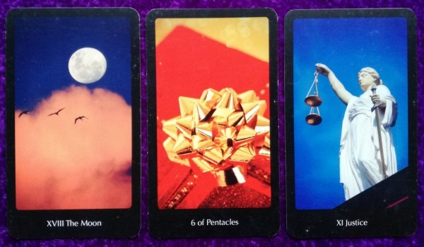Aquarius December 2018 Tarotscopes