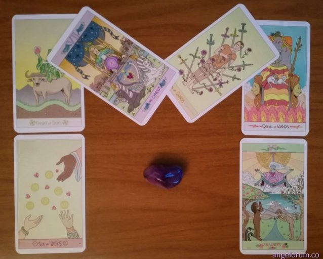 Ehwaz Rune of Trust Tarot Spread