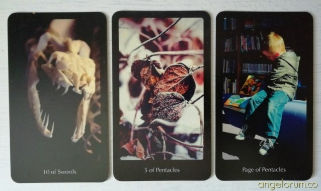 Full Moon in Libra - Reading with the Frideborg Tarot