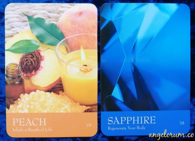 General Guidance from Spirit for 18-24 March Secret Language of Color Cards