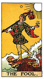 Episode 0 - The Fool. The Rose Strewn Path Podcast.
