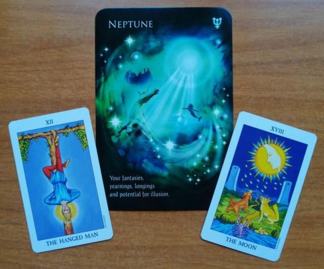 Neptune - Planetary Tarot Correspondences