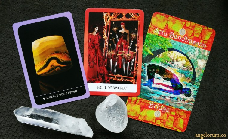 daily tarot and oracle guidance 4 june