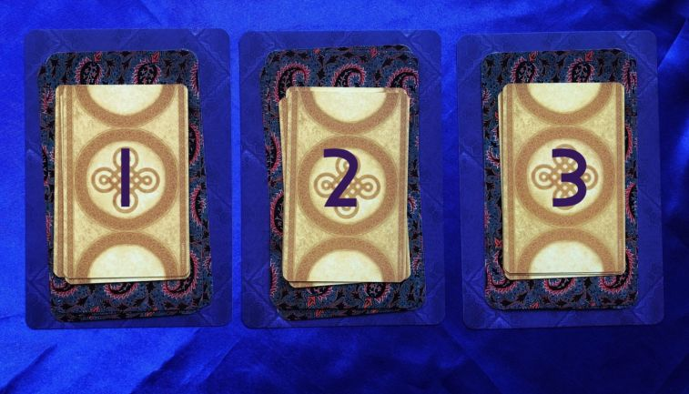 Full Moon in Aries Pick a Card