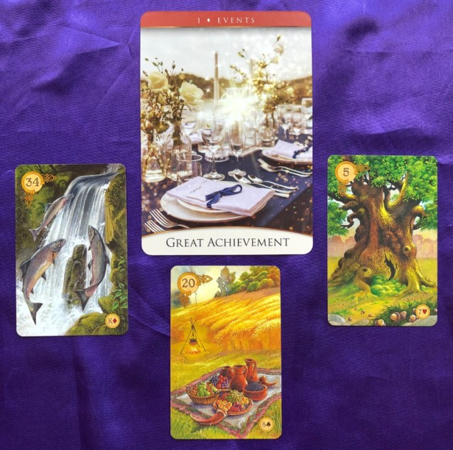 Week Ahead Message from Spirit with the Quantum Oracle and the Celtic Lenormand Pile 3