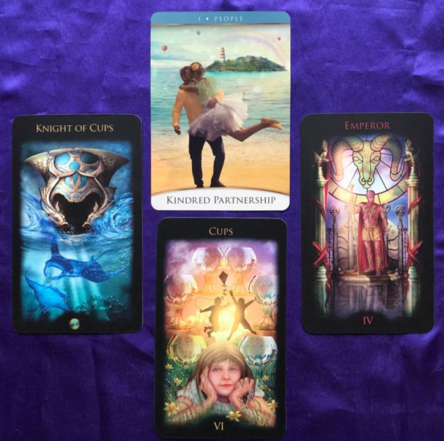 Week Ahead Pick a Pile Tarot Readings 4-12 November Pile 3