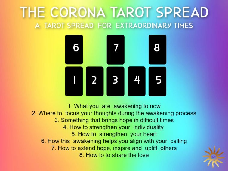 The Corona Tarot Spread for Extraordinary Times
