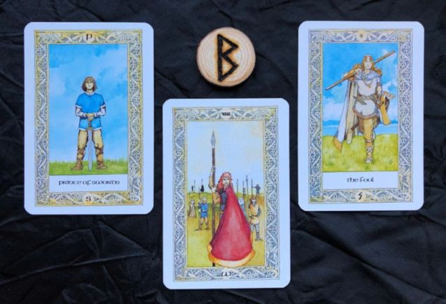 Pick-a-Pile Tarot & Rune Readings for 9-15 March