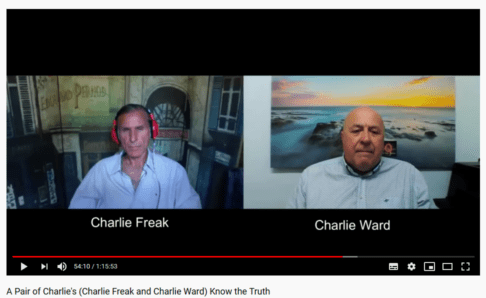 the two charlies charlie freak and charlie ward