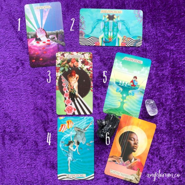 The Muse Tarot Deck Review and Interview